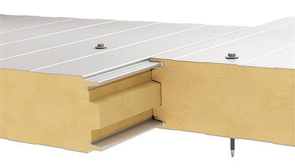 Paneltech PW PUR PIR-CH - сендвіч-панель для холодильної камери