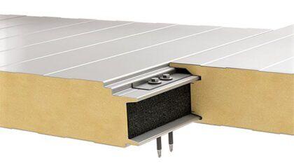 Paneltech PUR-S PIR-S - стінова панель панельтех пір-су