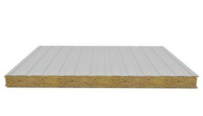 Сендвіч-панель стінова мінеральна вата