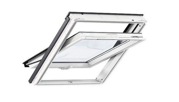 Velux GLU 0051 - вологостійке вікно однокамерне велюкс