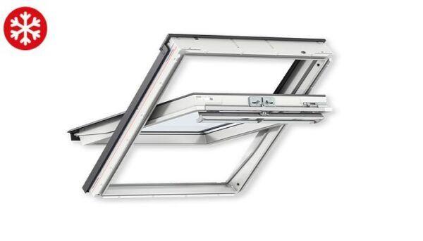 Velux GLU 0061 - мансардне вікно докамерне Велюкс