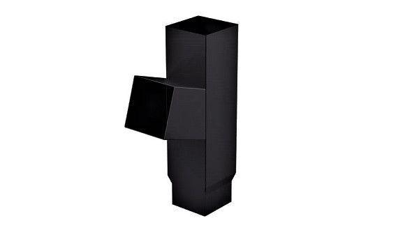 галєко сталь трійник чорний