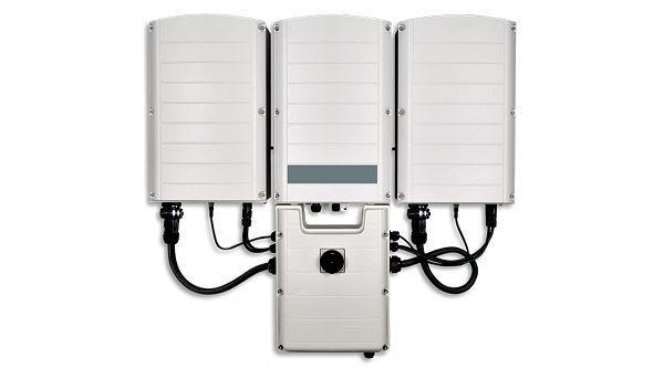 інвертори для сонячних батарей