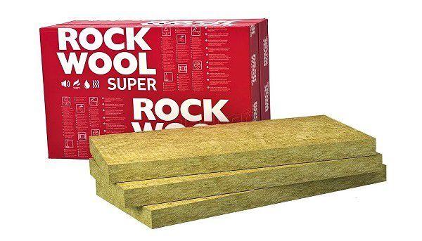 Rockwool Superrock - мінвата роквул суперрок