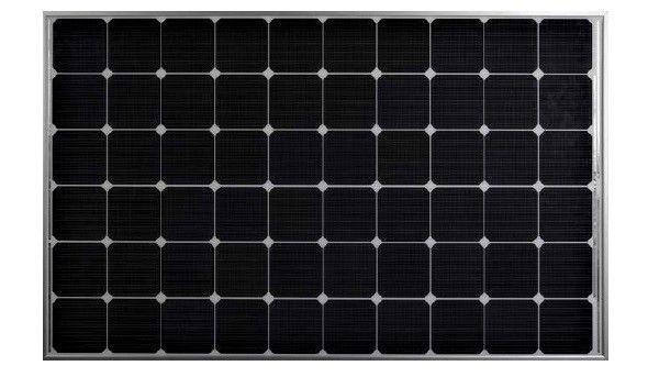 сонячні панелі та батареї